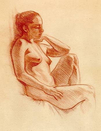untitle figure drawing